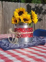 Best 25 Western Party Centerpieces Ideas On Pinterest  Cowboy Country Style Table Centerpieces