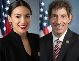 Jamie raskin, the house's lead manager of impeachment proceedings against former president donald trump, cited the terror experienced by members of his family during the jan. Ocasio Cortez Joins Raskin For Rally In Silver Spring Thursday Montgomery Community Media