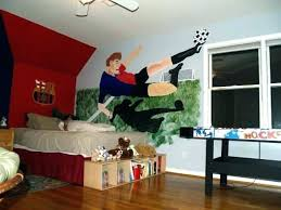 Soccer Bedroom Ideas Soccer Theme Bedroom Soccer Bedroom Decor Soccer Theme  Room For Boys Soccer Themed . Soccer Bedroom ...