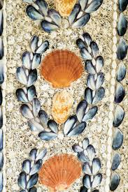 Shell Designs Decorating With Shells By Linda Fenwick Period Living