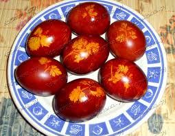 Картинки по запросу крашеные яйца