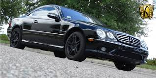 2004 Mercedes-Benz CL55 AMG - stock#670-TPA - YouTube