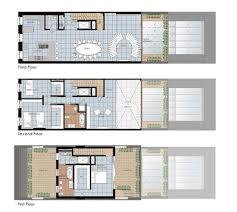 ... townhouse design plan ...