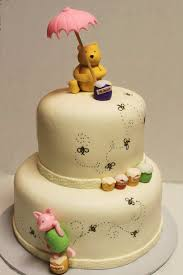 Classic Winnie The Pooh Cake Designs You Can Enjoy Your Baby Shower Party With The Theme Of