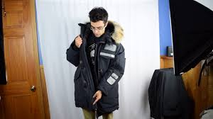 Extreme Parkas  Canada Goose Resolute Overview
