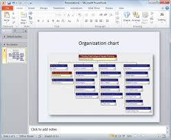 How To Make An Org Chart In Powerpoint 2010 How To Create A Random Org Chart To Use As A Placeholder In
