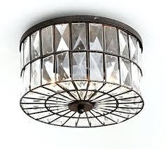 flush mount crystal light enterprise furniture pertaining to lighting ideas small chandelier