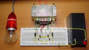 How To Make <b>12v DC</b> to 220v <b>AC</b> Converter/Inverter Circuit Design?