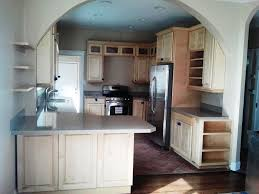Build Own Kitchen Cabinets Making A Kitchen Island Using Base Cabinets Design Interior