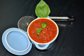 easy homemade pizza sauce with tomato soup. tomato pizza sauce | marinara homemade easy with soup