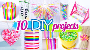Diy Project 10 Diy Projects With Drinking Straws 10 New Amazing Drinking