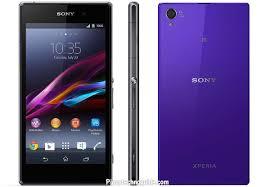 sony xperia z1 purple. here\u0027s how sony xperia z1 looks like: purple i