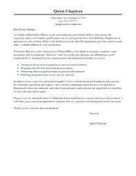 Livecareer Review Amazing Livecareer Cover Letter Police Chief Cover Letter Best Officer