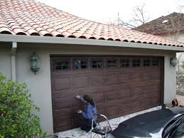 can you paint a metal garage door 1 how do you repaint a metal garage door