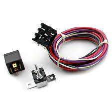 electric fan wiring kit speedmaster pce184 1007 electric fan wiring harness kit
