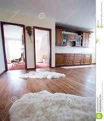 kitchen rugs for hardwood floors new hardwood floor kitchen stock image image of interiors of kitchen
