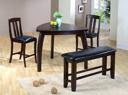 triangle dinner table triangle kitchen table set inspiring triangle dining room table intended for amazing decor