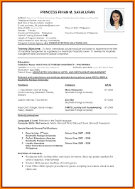 Impressive Post Resume Online Philippines In Teacher Post Resume