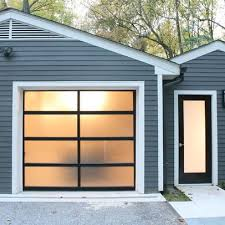 modern garage doors prices. GLASS GARAGE DOOR Frosted Glass Allows Light In Without The Stare Throughout Garage Door Design 1 Modern Doors Prices C