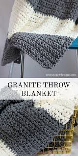 Crochet Patterns For Blankets And Throws