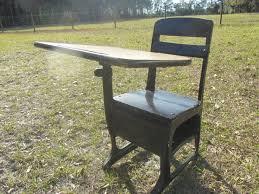 vintage school desk child s school desk retro school desk vintage desk small desk homeschool wood desk childs chair black