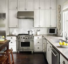 fascinating kitchens with white cabinets. Impressive Kitchen Theme Design Using White Cabinets Fascinating Kitchens With I