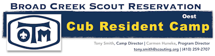 Guide To Safe Scouting Chart Webelos Week