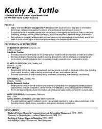 Create A 3 Resume Format Sample Resume Resume Resume Format