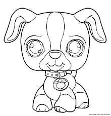 Littlest Pet Shop Printable Coloring Pages Keralapscgov