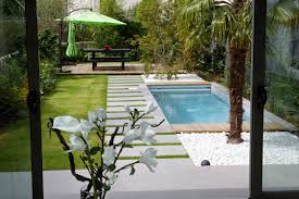 Swimming Pool Landscaping Designs Swimming Pool Awesome Swimming Pool Deck Designs With Infinity