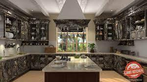 Camo Kitchen Home Home Home Decor House