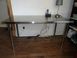 stainless steel table top. Furniture: Free Ikea Stainless Steel Table Top IKEA SANFRID 120x60 Cm Amazon Co From