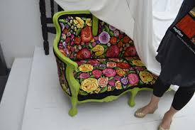 furniture in mexico. An Example Of One The Furniture Peices Designed By Fashion Designer Armando Mahfud From Mexico In