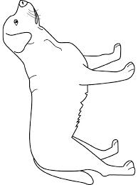 Kleurplaat Honden Patterns Ideas Dog Coloring Page Coloring