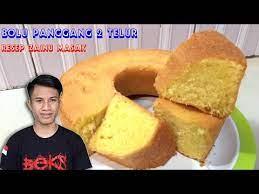 Resep bolu panggang keju sumber gambar: Resep Kue Bolu Panggang 2 Telur