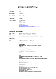 Resume Qualifications And Skills Examples Latest Format Of Cv