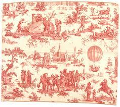 modern Upholstery | Texile, Fabric, Toile de Jouy, Balloon Print -  Smithsonian National
