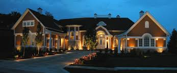 professional outdoor led lighting in raleigh nc