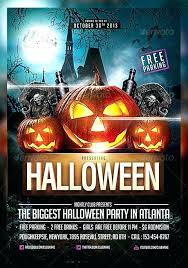 Halloween Dance Flyer Templates Halloween Costume Party Flyer Templates New Dance Andreivan