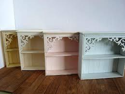medium size of shabby chic shelves in ice cream colours kitchens amazing furniture wall shelf uk