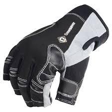Crewsaver Size Chart Crewsaver Short Finger Glove Junior Black J4