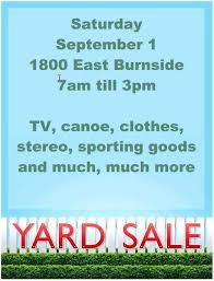 Garage Sale Flyers Free Templates Neighborhood Garage Sale Flyer Templates Airsee Me