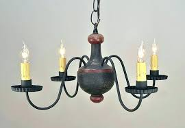 round rustic candle chandelier wood er full size of light and primitive chandeliers black wooden country