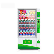 New Vending Machines For Sale Adorable China New Design Multifunction Snacks And Drinks Vending Machine For