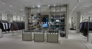 armani group brand profile
