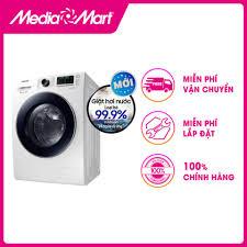 Máy giặt LG FC1409S3W 9kg, Giá tháng 6/2021