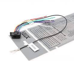 amazon com xtenzi sony radio wire harness xav 68bt xav 65bt xav68bt sony 16 pin wire stereo plug harness xtenzi sony radio wire harness xav 68bt xav 65bt xav68bt xav65bt