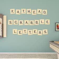 scrabble letters collection x large officially licensed hasbro removable wall decals fathead wall