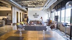 Organic Office Coolest Office Spaces Green Clean Combines An Organic Feel With