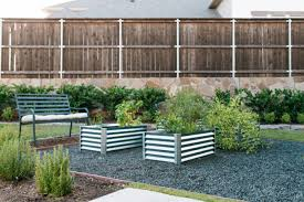 using metal garden beds aquaterra can help clients create a cool artistic approach to their own garden and it s easier to set up than you may think